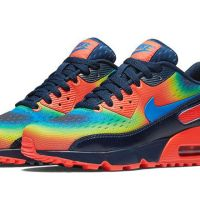 "Nike Threw a Multicolor ""Heat Map"" Pattern on These Air Max Sneakers"