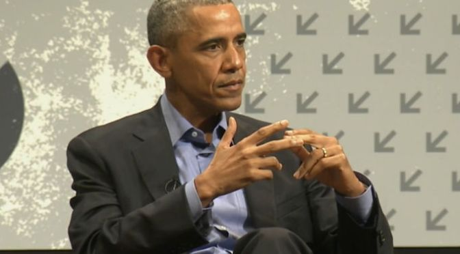 Here's Everything That Went Down During President Barack Obama's SXSW 2016 Keynote