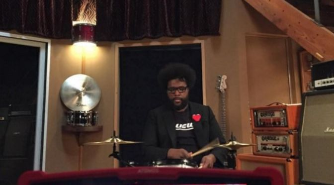 Questlove to Score a New Movie Co-Starring Kid Cudi and Zoë Kravitz