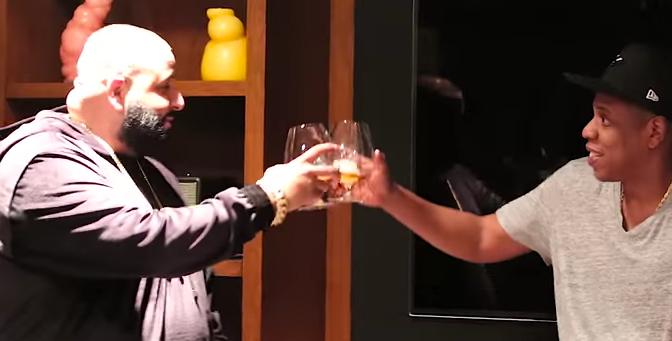 Jay Z Is Now Managing DJ Khaled