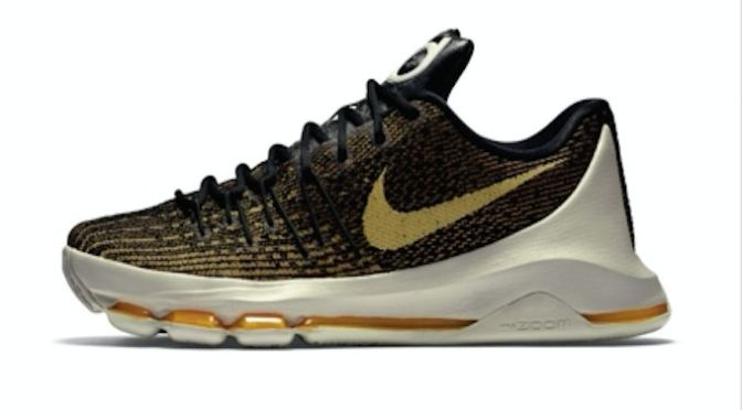 This Upcoming Nike KD 8 Colorway Is Inspired By Sabortooth Tigers