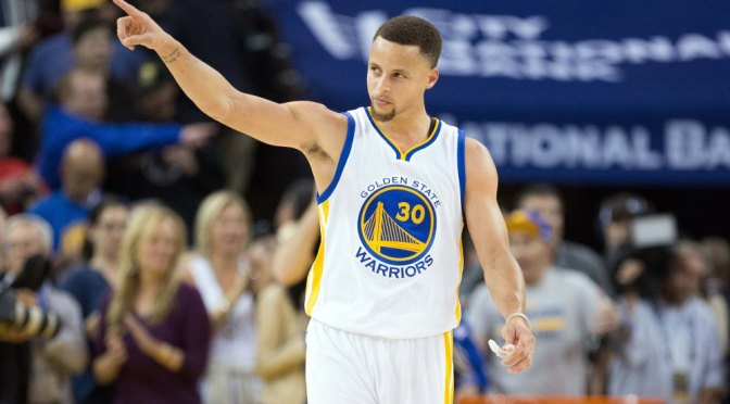 Stephen Curry's New Shooting Drill May Eventually Make Him Even More Unstoppable