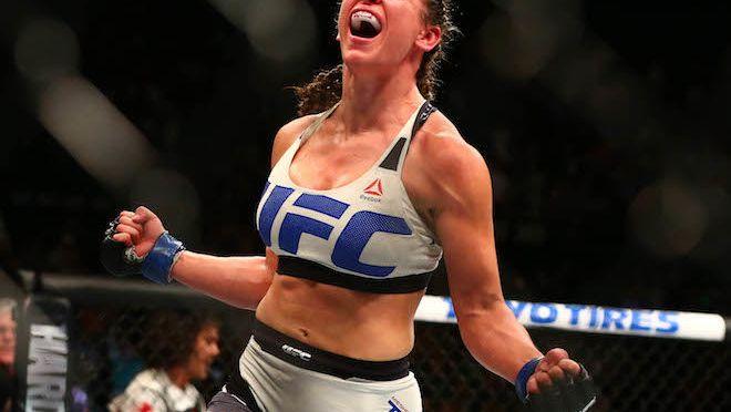 Dana White Says Ronda Rousey Will Face Miesha Tate for the Bantamweight Championship
