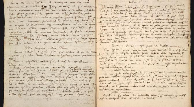 Isaac Newton's Lost Alchemy Recipe Rediscovered