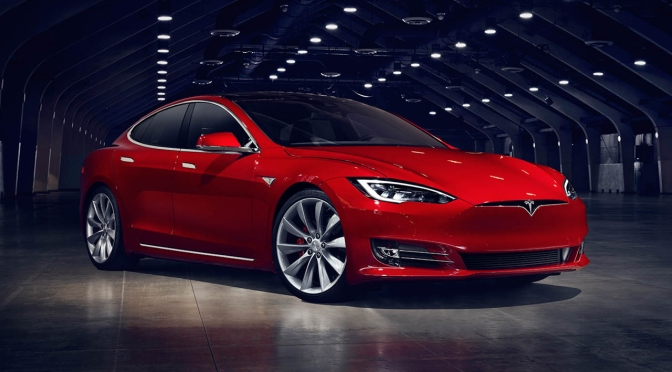 2017 Tesla Model S Updated: A New Face and Improved Range