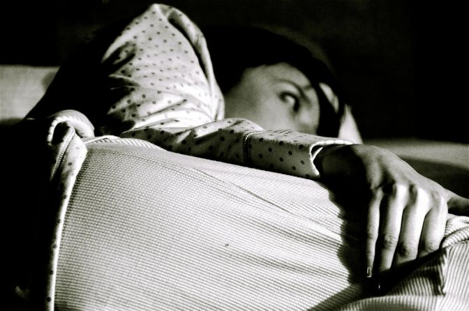 BRAIN STRUCTURE IS DIFFERENT IN PEOPLE WHO HAVE INSOMNIA