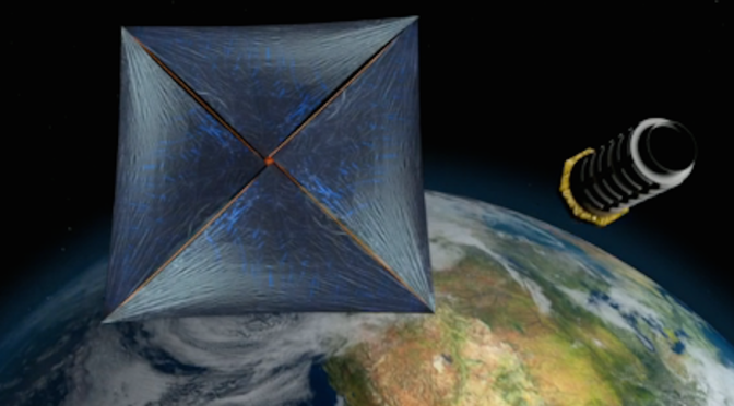 This Nano-Spacecraft Could Usher In A New Era In Space Exploration