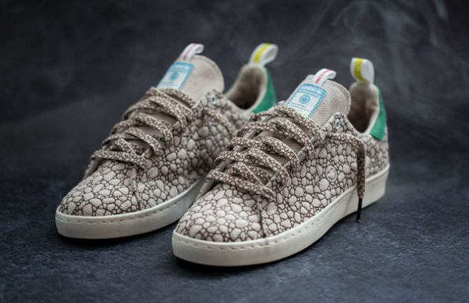 BAIT and adidas Made the Ultimate Stoner Sneaker for 4/20
