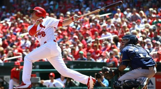Cardinals' Aledmys Diaz Is Batting .500, New MLB Record For a Rookie's First 50 At-Bats
