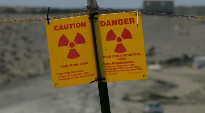 We Should Be Very Worried About That Leaky Nuclear Waste Facility in Washington