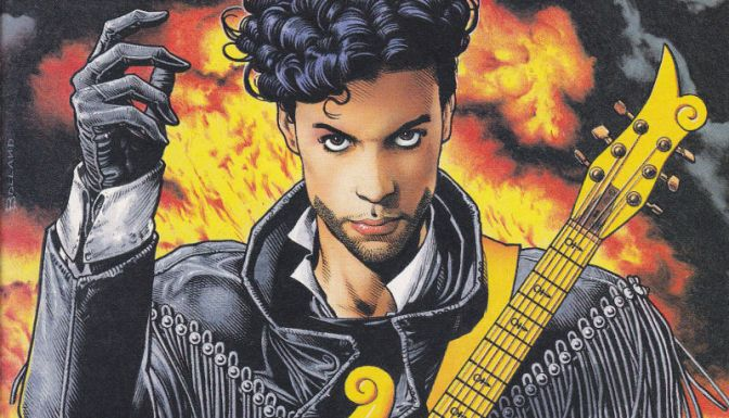 That Time Prince Became an Actual Superhero