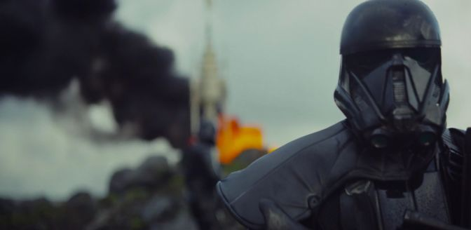 The First Footage From Rogue One: A Star Wars Story Is Here