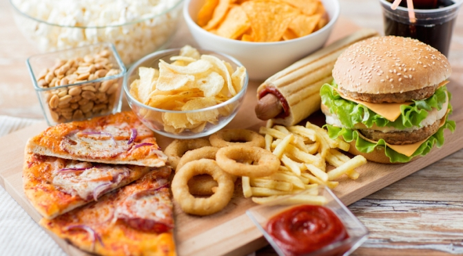 Chemicals in Fast Food: Should You Be Worried?