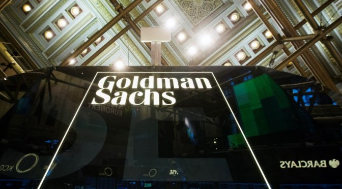 Goldman Sachs Settles Lawsuit Over Deceptive Loans For $5 Billion