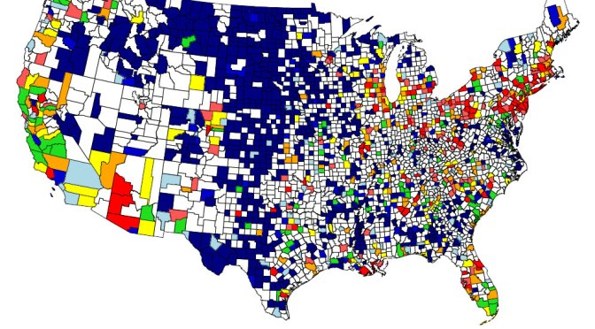 Drug Overdose Deaths Increased 70-Fold in These US Counties