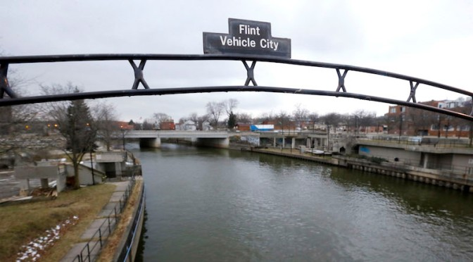 Report: Officials to Face Criminal Charges Over Flint Water Crisis