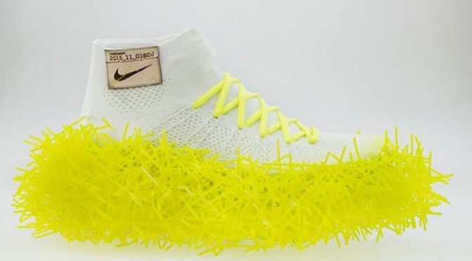 This Is the Weirdest Nike Sneaker Ever