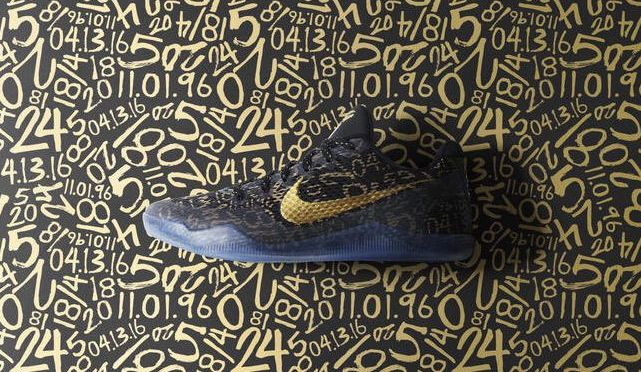 "NikeiD Will Be Releasing a Special ""Mamba Day"" Graphic for the Kobe XI"