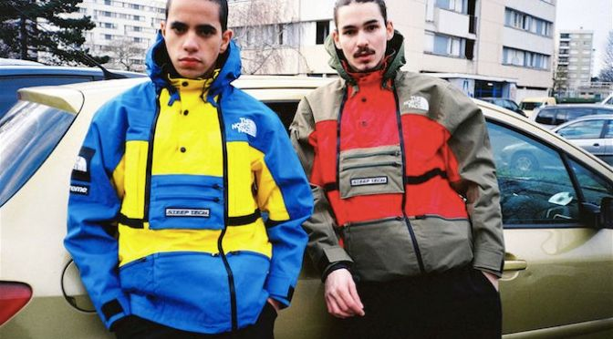 Check Out Supreme's Latest Collaboration With The North Face