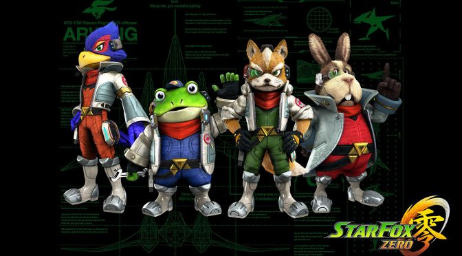 Short Film:  Star Fox Zero – The Battle Begins