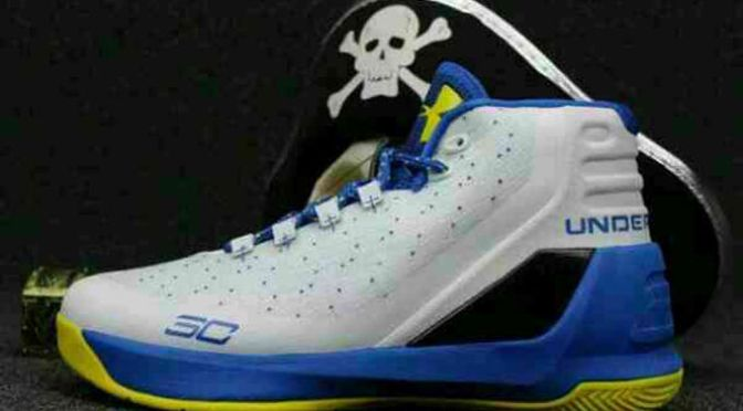 Here's the Best Look Yet at the Under Armour Curry 3