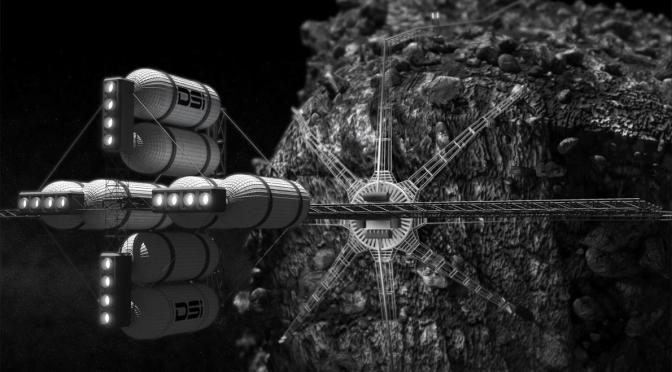 Asteroid Mining Could Be Just Years Away