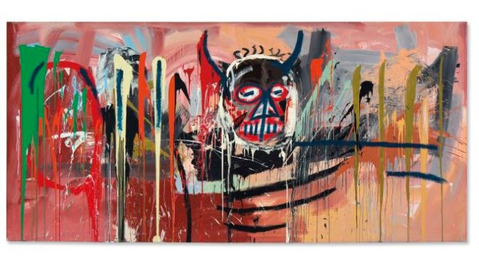 What Made This Basquiat Painting Worthy of Its Record-Breaking $57 Million Sale