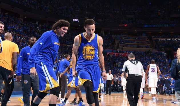Golden State Forces A Game 7 In Epic Come-From-Behind Victory