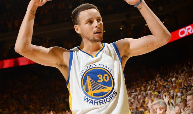 Golden State Warriors Splash Their Way To NBA Finals