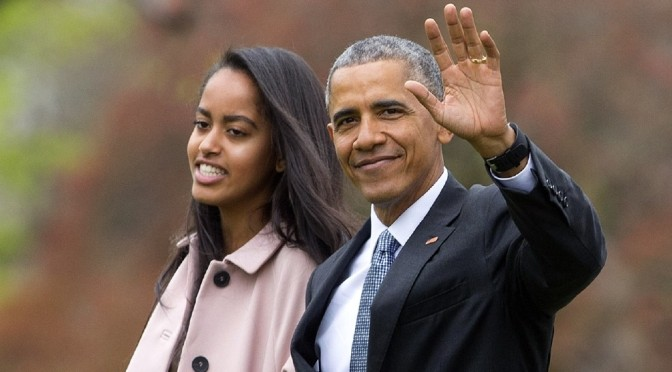 Malia Obama Is Going to Harvard—After a Year Off