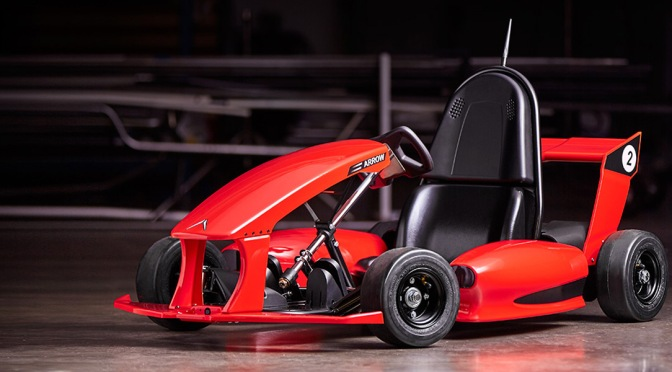 Nest's co-founder is releasing a smart go-kart for kids