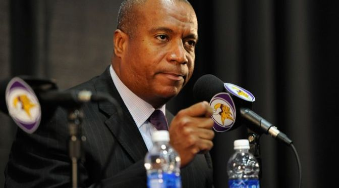 Meet Kevin Warren, the Highest-Ranking Black Executive in the NFL