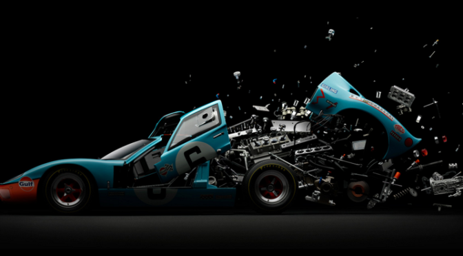 Here Are More Of The Most Amazing Images Of Exploding Cars You'll Ever See