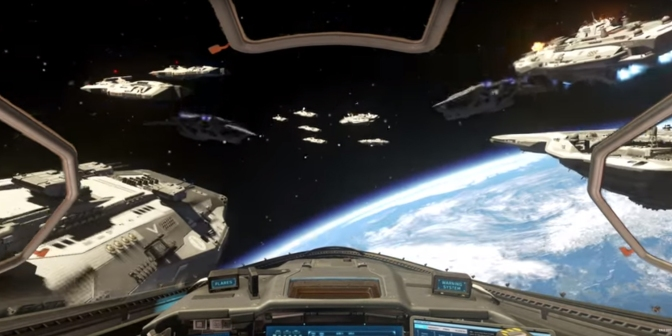 CALL OF DUTY: INFINITE WARFARE BLASTS OFF TO SPACE THIS FALL
