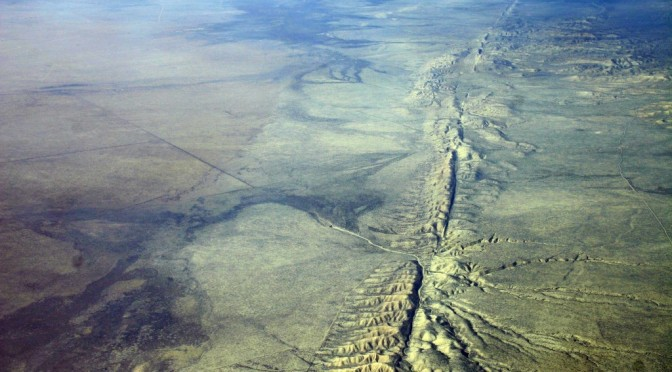 The San Andreas Fault Is On The Brink Of A Devastating Earthquake