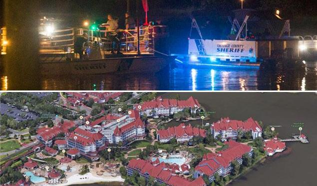 2-Year Old Boy Feared Dead After Being Dragged Into Lake By Alligator Near Disney's Grand Floridian Resort & Spa In Orlando