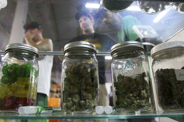 California Approves Recreational Marijuana Ballot Measure