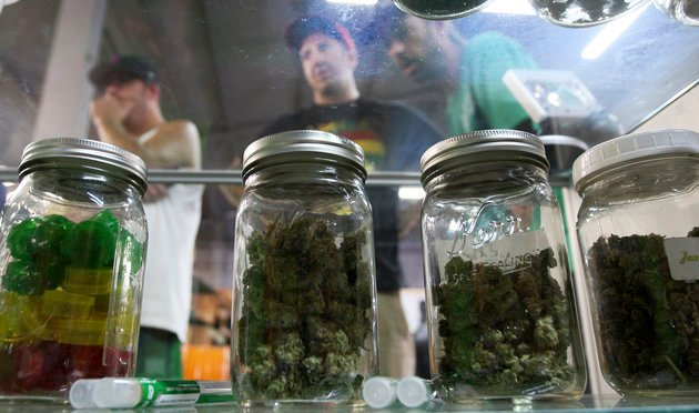 California Approves Recreational Marijuana Ballot Measure