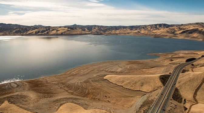 Researchers Just Found a Giant Cache of Water Underneath California