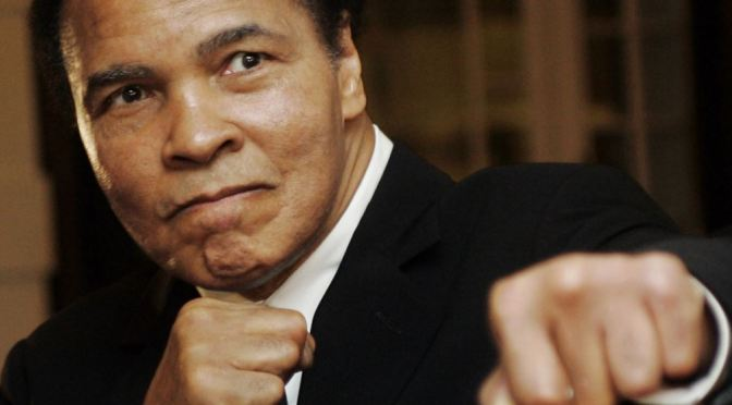 Muhammad Ali Hospitalized With Respiratory Issue
