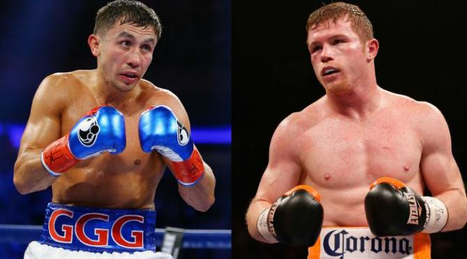 "Gennady ""GGG"" Golovkin & Canelo Alvarez Agree To 2017 Mega-Fight"