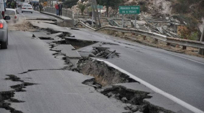 New Study Reveals Just How at Risk California Is for a Major Earthquake