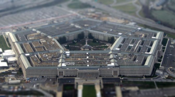 Hackers Hacked The Pentagon And Found Quite A Few Bugs
