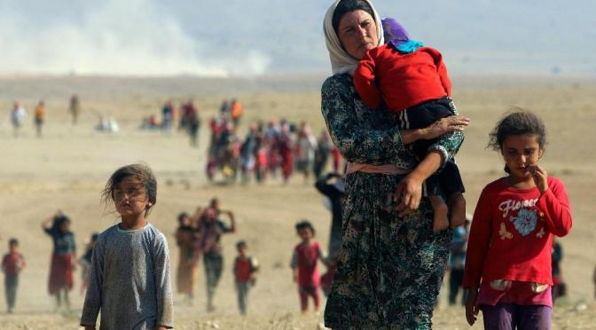 Record 65.3 Million People Were Displaced Last Year: UNHCR