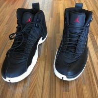 "Jordan Brand Made a ""Nylon"" Air Jordan XII"