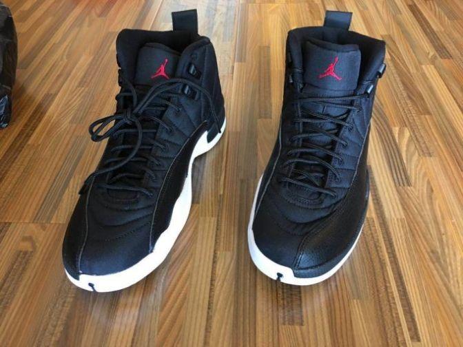 "Jordan Brand Made a ""Nylon"" Air Jordan XII"