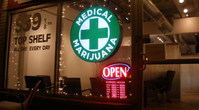 FDA Is Taking Tips From Canada About Regulating Medical Marijuana