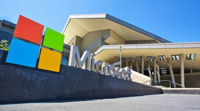 Microsoft has its own venture capital division