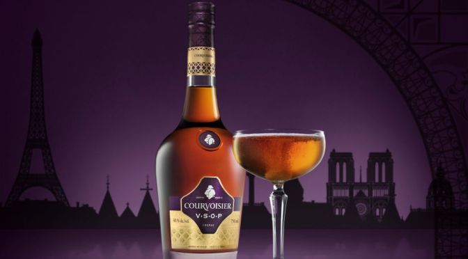 3 KILLER COURVOISIER COCKTAILS
