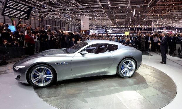 AN ALL-ELECTRIC MASERATI SPORTS CAR IS ON THE WAY